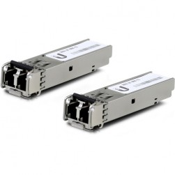 Ubiquiti UF-MM-1G SFP Multi-Mode Fiber Module, 2-Pack