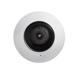 InVid ULT-C5PAN 5 Megapixel HD-TVI Indoor IR Dome Camera, 1.1mm Lens
