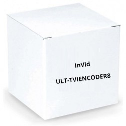 InVid ULT-TVIENCODER8 8 Channel TVI Encoder