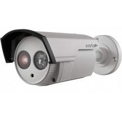 InVid ULT-C2BXIR36 HD-TVI 1080p IR Outdoor Bullet Camera, 3.6mm