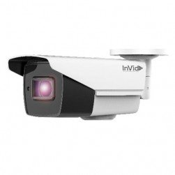 InVid ULT-C5BXIRM2812 5 Megapixel TVI Outdoor IR Bullet Camera 2.8-12mm