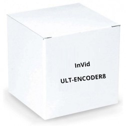 InVid ULT-ENCODER8 8 Channel Video & 8 Channel Audio Input