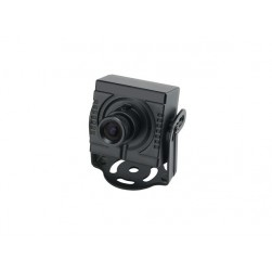 InVid ULT-P2SQPOE36 2 Megapixel Network IP Minature Square Camera, 3.6mm Lens