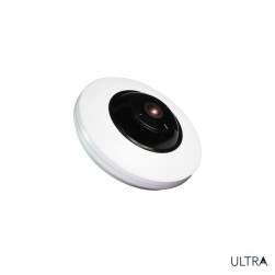 InVid ULT-P4PAN 4 Megapixel IP Plug & Play Indoor Panoramic Camera, 1.6mm