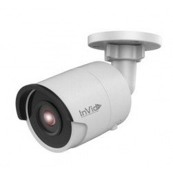 InVid Tech ULT-P5BIR4 5MP IP Plug & Play Outdoor Mini Bullet Camera