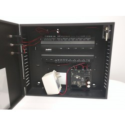 ZKAccess US-inBio-260-PRO-BUN Controller Power Supply Metal Enclosure