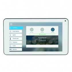 """Interlogix UX-TOUCH01 UltraSync 7"""" Secondary Touch-Screen, Wi-Fi"""