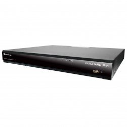 EverFocus Vanguard8x4-4T 8 Channel Hybrid Digital Video Recorder, 4TB