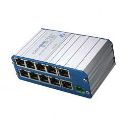 Veracity VCS-8P2 CAMSWITCH 8 Plus- Powered Via POE or 57V DC