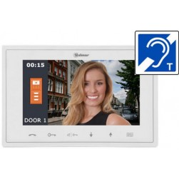 Alpha VESTA7 GB2-H Color Hands-Free 7.0-Inch Video-Intercom Monitor