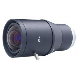 Speco VF2-812 Manual Iris Varifocal Lens, 2.8-12mm