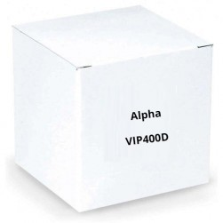 Alpha VIP400D 400 Name Directory Unit Stainless Steel
