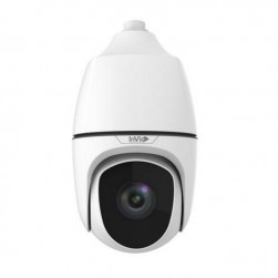 InVid VIS-P2PTZXIRT44 2 Megapixel Outdoor IR PTZ Camera, 44x Zoom, White Housing