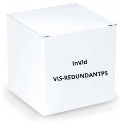 InVid VIS-REDUNDANTPS Vision Redundant Power Supply for 64 & 128 NVR