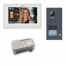 Alpha VKGB2-V7-1FS GB2 Jazz Series Color Video Entry Intercom Kit