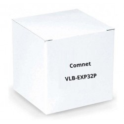 Comnet VLB-EXP32P 32 Door Panel Expansion with Backplane
