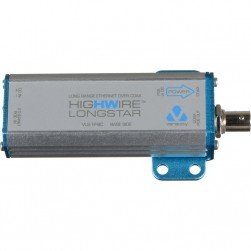 Veracity VLS-1P-BC HIGHWIRE Long-Range POE over Coax Base Unit