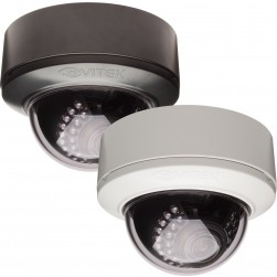 Vitek VTD-M30VR212NP Virtuoso Series 3.23MP WDR IP Mighty Dome Camera