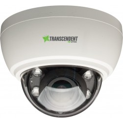 Vitek VTD-T4D6HR2MD 1080p 4-IN-1 HD-TVI/AHD/CVI/CVBS IR Outdoor Dome Camera, 2.8-12mm Lens