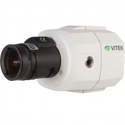 Vitek VTC-C2BMS2 1080p HD-SDI/TVI/CVI/AHD Indoor Analog Box Camera