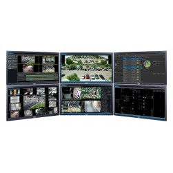 Pelco VX-A3-ACC VideoXpert Accessory Server with Europe, United Kingdom, and US Power Cords