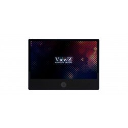"ViewZ VZ-PVM-I3B3N 27"" Public View LED Monitor with 2MP Network Camera"