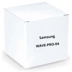 Samsung WAVE-PRO-04 4x IP camera license