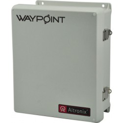 Altronix WAYPOINT10A4U 4 Fused Outputs CCTV Power Supply, Outdoor, 24/28VAC @ 4A, WP3 Enclosure