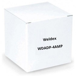 Weldex WDADP-4AMP 12 Volt AC Regulated Adapter 12V DC Output 4AMP