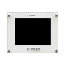 Weldex WDL-1040MFM 10.4-inch Industrial LCD Flush Mount Color Monitor