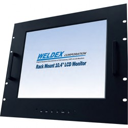 Weldex WDL-1700MR 17-inch LCD Monitor w/ Rack Mount