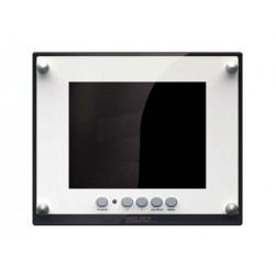 Weldex WDL-6400MFM 6.4-inch Industrial LCD Flush Mount Color Monitor