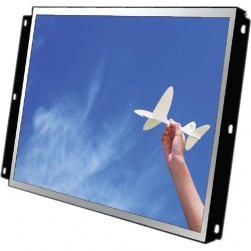 Weldex WDL-6400SRF 6.4-inch LCD Sun Readable Monitor - Open Frame