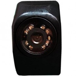 Weldex WDRV-3478C-RT Color IR LED Weatherproof Side View Camera, Right