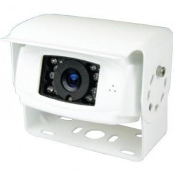 "Weldex WDRV-7057C 1/3"" Color D/N IR Weatherproof Camea w/ Fixed Lens"