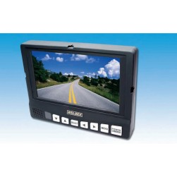 "Weldex WDRV-7063M 7"" Color TFT LCD High Resolution Monitor System"