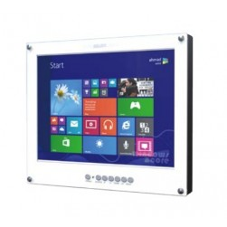 Weldex WDL-1500MFM 15-inch Industrial LCD Flush Mount Color Monitor
