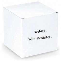 Weldex WDP-1305M2-RT 1.2MP Ultra Miniature WDR CMOS Sensor IP Camera