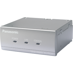 Panasonic WJ-PR201 1 Channel Coaxial - LAN Converter - Receiver Side