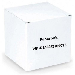 Panasonic WJHDE400-27000T3 Expansion Unit for DVR/NVR 27TB