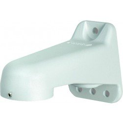 Pelco WMVE-SR Vandal Resistant Wall Mount, Light Gray