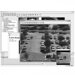 Pelco WS5200-25 Advanced System Management Software, 25-Seat License