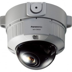 Panasonic WV-CW634S Surface Mount Vandal Proof Fixed Dome Camera