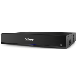 Dahua X74A3L 16 Channel Penta-brid 4K 1.5U Digital Video Recorder, No HDD