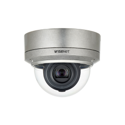 Samsung XNV-6120RS 2 Megapixel Stainless Vandal Resistant Network IR Dome Camera, 5.2-62.4mm Lens