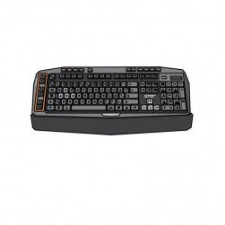 Pelco Y-U0023-G910KBD VideoXpert Enhanced Keyboard Next Generation