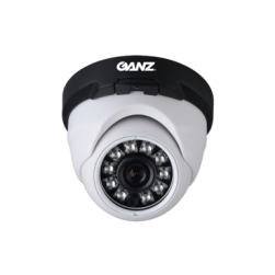 Ganz Z8-M4NTFN4LAN Outdoor Dome w/3.6mm lens 24 IR LED Digital WDR