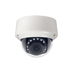 Ganz Z8-VD2M 1080p AHD Outdoor Hybrid IR Motorized Dome Camera, 2.8-12mm Lens