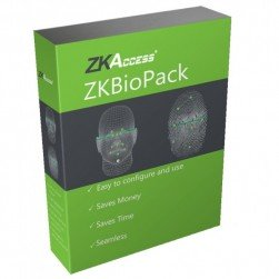 ZKAccess ZKB-C2P-LIC-CL Software License for C2P-Classic 1-49 Doors