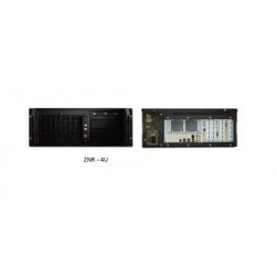 Ganz ZNR-4U-9TB NVR up to 32 IP Cameras, 4U Server, 9TB Storage w/DVD-RW